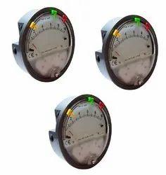 Aerosense Model ASGC-30 INCH Differential Pressure Gauge Range 15-0-15 Inch