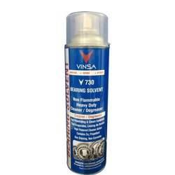 Bearing Solvent Spray