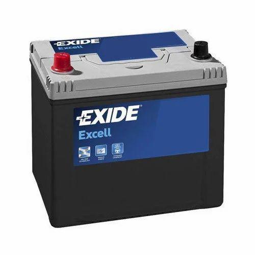 Exide Excell Car Battery Voltage 12 V Rs 13500 Piece Palsai
