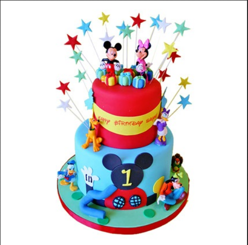 Groovy Disney Birthday Cakes Top Birthday Cake Pictures Photos Images Birthday Cards Printable Benkemecafe Filternl