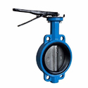 SS Disc Wafer End Butterfly Valve