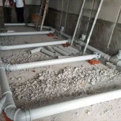 PVC Pipeline Installation Services