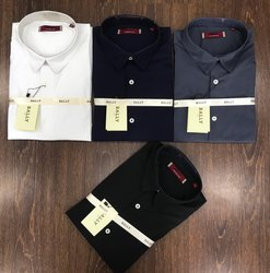 Cotton Collar Neck Bally Premium Mens Shirts