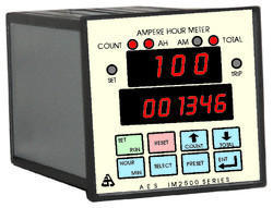 AH Meter with Totalizer