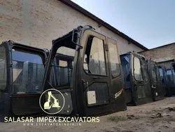 Tata Hitachi Ex 200 Super Excavator Cabin Assembly