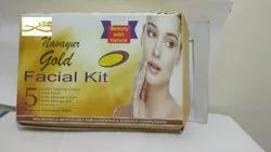 Infinity Minerals Herbal Gold Facial Kit, For Face, Packaging Size: 500 Gm