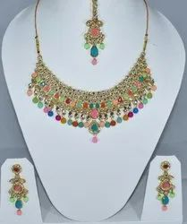 PARTY WEAR NECKLACE SETS