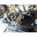 Steel Intake Manifold Hmc Machining Hydraulic Fixture