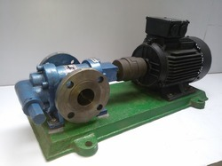 Heavy Duty Gear Pump Motor