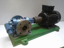 Gear Pumps - Gear Oil Pump Exporter from Kolkata