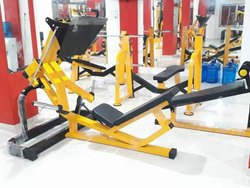 Commercial Gym Setup Service