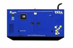 Control Panel Industrial Diesel Generator 50 kVA Three Phase