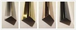 Stainless Steel Corner Tile Profiles