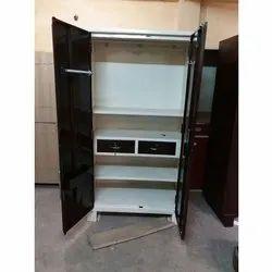 Domestic Steel Almirah - New Design
