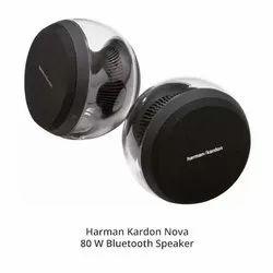 Black Harman Kardon NOVA BLK High-Performance Wireless Stereo Speaker System