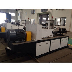 Automatic Twin Screw Extrusion Machine