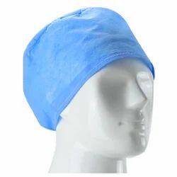 Blue Disposable Cap