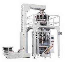Automatic Multihead Weigh Scale Packaging Machine