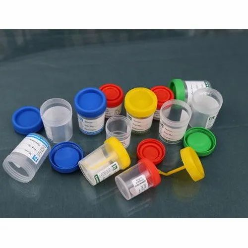 Specimen Containers - Disposable Sterile Specimen Collection