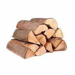 Babool Wood Brown Babool Firewood, for Burning