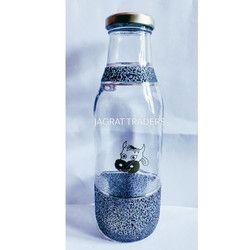 Designer Glass Bottle