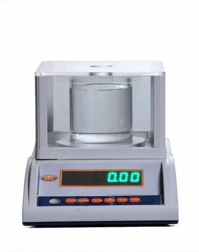 Digital Plethysmometer