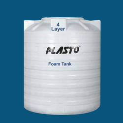 4 Layer Foam Tank