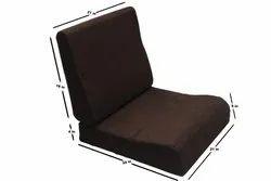 Contour Model PU Moulded Foam Sofa Cushion for Wooden Sofa