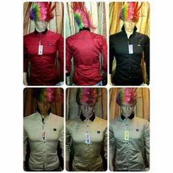 Fashion Fever Men's Designer Shirt, Size: M, L & XL