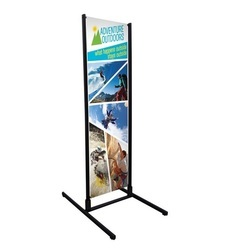 Display Banner Stand