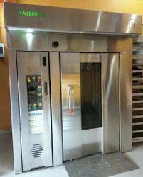 Bakery Rack Oven, Capacity: 150kg