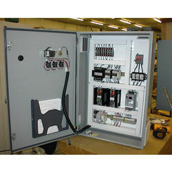 Booster Pump Control Panel Manufacturer From Ahmedabad