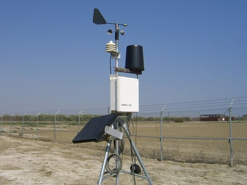 Weather Monitoring Station