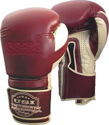 Vintage Sparring Gloves USI 609VM