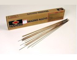 Copper Harris Brazing Rod, Size: 2 mm