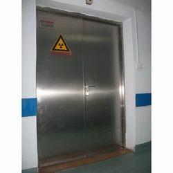 X Ray Hospital Door