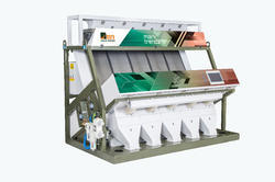 5 Chute Tri Chromatic Color Sorter