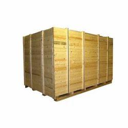 Termite Resistant Industrial Wooden Packaging Cases, 5-15 mm, Capacity: 5 Kg To 1000 Kg