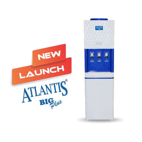 Atlantis Big Normal And Cold Floor Standing Water Dispenser At Rs 10250 Piece Sector 4 Noida Id 13601883162