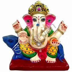 Clay Ganesha 8E