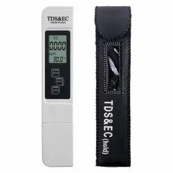 TDS & EC Meter Water Quality Testing Meter For Household Drinking Water Aquarium Ponds