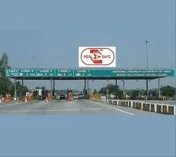 Toll Plaza Sign Boards