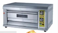 ELECTRIC DECK OVEN 2 TRAYS