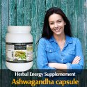 Ayuredic Stress Relief Capsule - Men's Health Capsule -Ashwagandha 700 Capsule