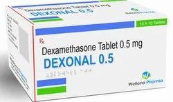 Dexonal 0.5 Dexamethasone Tablet