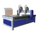 Double Head CNC Wood Router