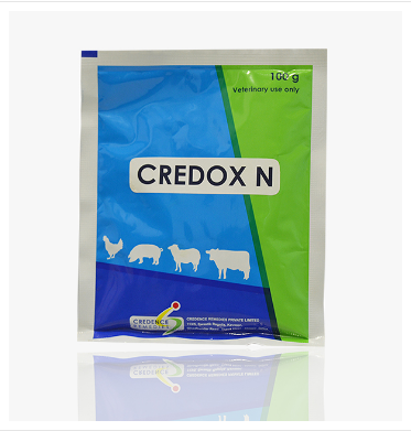 Water Soluble Powders - Credox N (doxycycline 100 Mg And