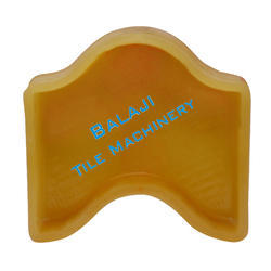 Double D Rubber Paver Mould