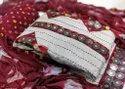 Linen Jute Cotton Saree