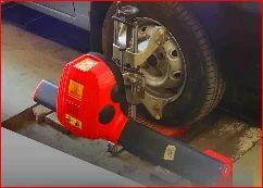 Wheel Rim Repair Service
